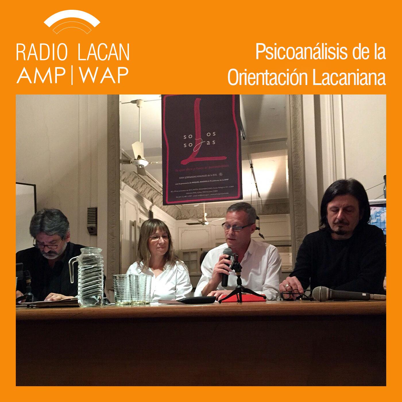 RadioLacan.com | <![CDATA[Noches de la Escuela Una en la EOL: Parlêtre, cuerpo, sinthome y escabel
