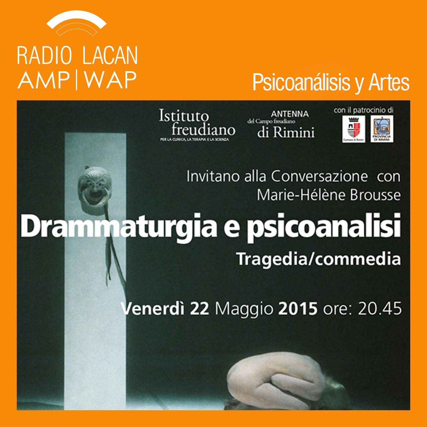 "RadioLacan.com | <![CDATA[""Dramaturgia y Psicoanálisis""]]>"